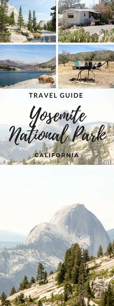 One Day Roadtrip durch den Yosemite National Park in California. Things To Do und viele Fotos. California Destinations, California Travel, Travel Destinations, Rome Travel, Travel Usa, Great Places, Places To See, Monument Valley, Nationalparks Usa