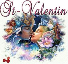 valentine kiss big bracelet