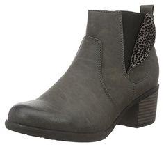 Rieker Damen 97461 Kurzschaft Stiefel, Grau (Fumo/Grau / , 41 EU for sale Partner, Chelsea Boots, Booty, Ankle, Best Deals, Link, Shoes, Fashion, Boots