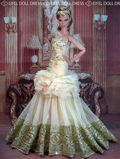 Evening Dress for sell EFDD 0090 | by eifel85, eifel doll dress