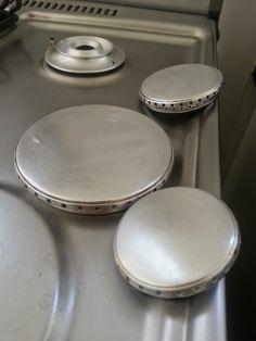 Blog da casa -- truques e dicas da Dona Perfeitinha: Como limpar os queimadores do fogão?