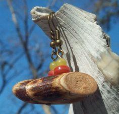 Tropical Garden Earrings  http://www.MySoulCanDance.etsy.com
