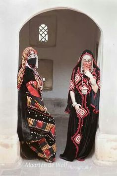 :::: PINTEREST.COM christiancross ::: Yemeni Sabri dress