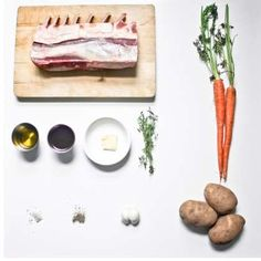 Feast Your Eyes on William Matthew Valle's French Cuisse Site #food #art