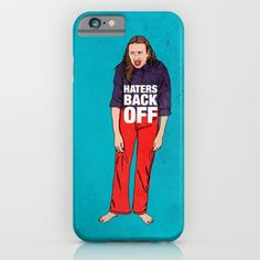 Miranda Sings Haters Back Off Phone Case