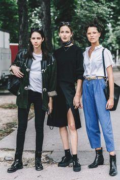 fashion-clue:  www.fashionclue.net | Street Fashion Style &...