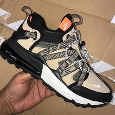 "f4af624257c3a4 Livekickz on Instagram  ""NIKE AIR MAX 270 BLACK KHAKI   WHITE MEN SIZES  AVAILABLE NOW ONLINE AT www.live-kickz.com Supply limited!!!!"""
