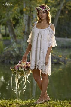 Esküvői virágok tópart Dresses, Fashion, Vestidos, Moda, Fashion Styles, The Dress, Fasion, Dress, Gowns