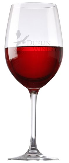 Sip Sweet with our Duplin Winery Glass