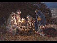 Silent Christmas Lesson - YouTube