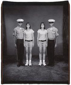 MARY ELLEN MARK Twins - Exhibitions - Marianne Boesky