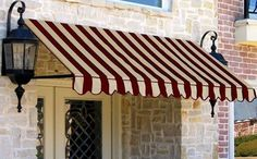 Southwest sun can be so harsh . . . and awnings can be the answer!