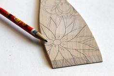 punk projects: Bright Ideas: 7 Tips for Wood Burning