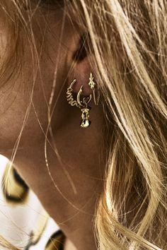 Stylish Jewelry, Dainty Jewelry, Cute Jewelry, Silver Jewelry, Jewelry Accessories, Jewelry Necklaces, Jewelry Design, Cute Earrings, Bling