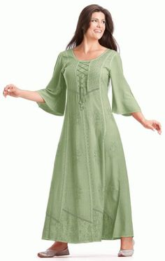 HolyClothing Sonya Bohemian Embroidered Bustier Peasant Corset Dress Gown - http://www.styledetails.com/holyclothing-sonya-bohemian-embroidered-bustier-peasant-corset-dress-gown - http://ecx.images-amazon.com/images/I/41S31fDqL-L.jpg
