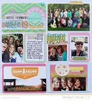 A Project by suzyplant from our Scrapbooking Gallery originally submitted 06/15/13 at 04:11 PM