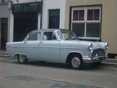 Ford Consul 1958