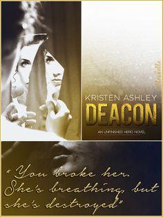 Kristen Ashley - Deacon - FanArt by Alleskelle. (Ⓐlleskelle - teamSøren♗ ⊲I like big b00ks⊳)