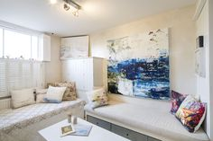 Interior Design Ideas - Large Wall Art British Contemporary Artist Jessica Zoob Big Wall Art, Impressionism, Painting Prints, Contemporary Art, British, Design Ideas, Interior Design, Furniture, Home Decor