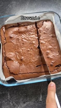 Fun Baking Recipes, Candy Recipes, Sweet Recipes, Dessert Recipes, Cooking Recipes, Desserts, Food Hacks, Food And Drink, Peanut Butter Brownies
