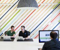 New Bamboos London Offices / Kyla Bidgood Interior Design