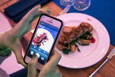 Neste restaurante, você paga a conta com uma foto no Instagram
