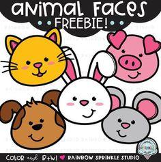 Classroom Clipart, School Clipart, Classroom Displays, Classroom Themes, Autism Classroom, Cute Animals Images, Alphabet Templates, Cat Clipart, Bunny Face