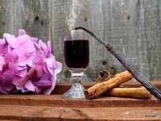Ile smaku: Nalewka z aronii bez gotowania bez liści