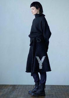 Y's by Yohji Yamamoto FW16