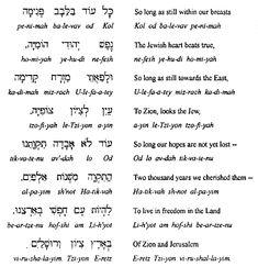 Jewish prayers with English translation - Bing Images