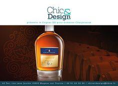 Etiquette XO Cognac Domaine De Charpenaise