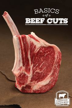 Learn The Basics of Beef Cuts - don't get stumped at the meat case. With a few quick tips you'll be a master of choosing the most tender steaks, juiciest roasts and best burgers. Here's what to look for at the grocery store!