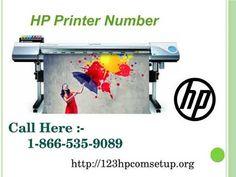 Get HP Printer Number 1-866-535-9089 to find archived Printer