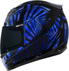 Airmada Spaztyk - Blue | Products | Ride Icon Found my next helmet, so beautiful!