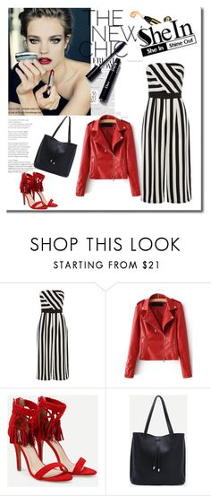 """SheIn 8/I"" by hedija-okanovic ❤ liked on Polyvore featuring Coast and shein"