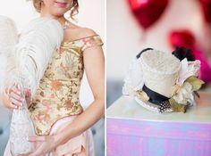 Valentine's Day Bridal Shower + Punk Marie Antoinette