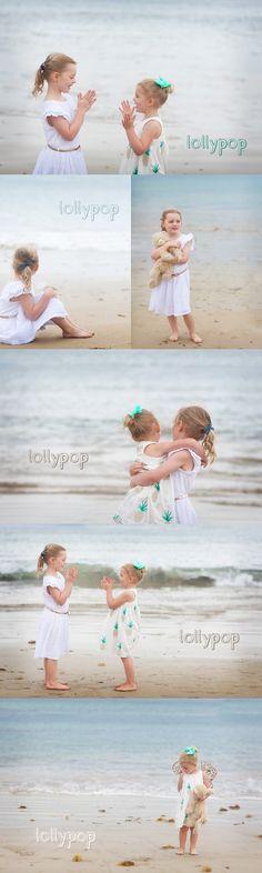 Melbourne beach photographer, Children's beach photography, Family beach photography