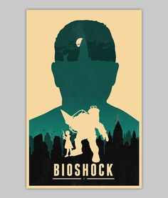 Hey, I found this really awesome Etsy listing at http://www.etsy.com/listing/159537071/bioshock-poster