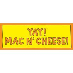 Yay! Chocolate! Magnet: This great magnet lets everyone know how you ...