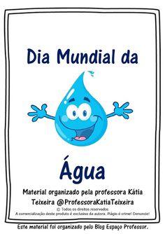 Espaço Professor: Baixe grátis: Atividades Dia Mundial da Água 4º e 5º ano