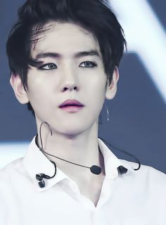 im sure if there is a korean version of twilight....there is no one better than Baekhyun to be Edward Cullen....