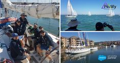 A brief overview and video of a fantastic few days sailing on The Solent at the Salesforce UKI Alliances & Channels Lightning, Sailing, Channel, Events, Blog, Travel, Wedding Ring, Candle, Viajes