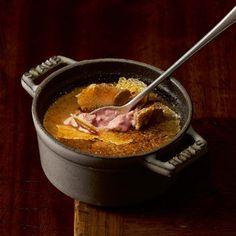 Heston Blumenthal's brûléed chicken liver parfait recipe: Food | Red Online