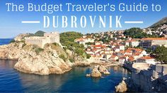 Dubrovnik may be the most popular tourist destination in Croatia, but you can still visit on a tight budget. This travel guide will tell you how!