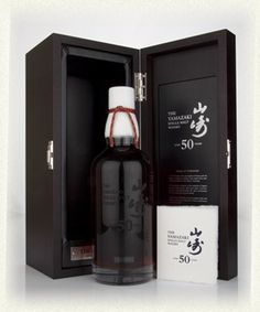 Yamazaki 50 Bottling Note Strictly one per customer Allow us to introduce the rarest and oldest Japanese single malt whisky of all time. Packaged impeccably and aged in the very finest Japanese Mizunara oak, this is a true connoisseur's dram - an exquisite, once-in-a-lifetime malt redolent of deep, intense spice and even a hint of umami. Absolutely incredible, this is a release of just 150 bottles.