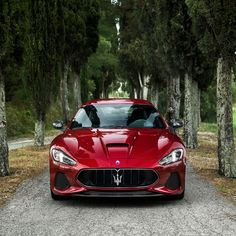 The Maserati GranTurismo luxury sports car combines technology and design. Find more information about versions and specifications on the official Maserati website. Maserati Alfieri, Maserati Granturismo Sport, Ferrari, Maserati Car, Car Images, Car Photos, Bugatti Chiron, Porsche Carrera, Luxury Suv