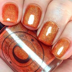 Colores de Carol Wicked Pumpkin