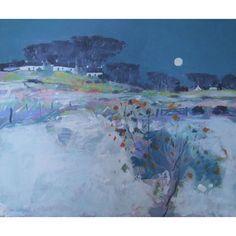 "Charles Anderson ""Winter Landscape Kilmacolm"""
