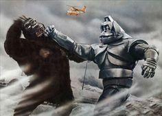 King Kong vs Mechani-Kong