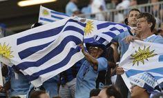 Desvelado el diseño de la camiseta de Uruguay para la Copa América 2016